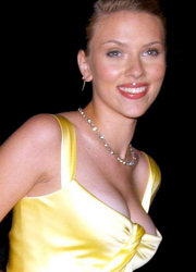 Scarlett Johansson is wearing a stunning golden dress on a red carpet. too sexy. 27 pictures.